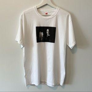 Kate Moss & Johnny Depp T-Shirt